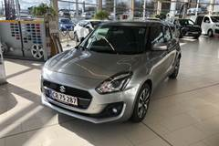 Suzuki Swift 1,2 Hybrid Exclusive