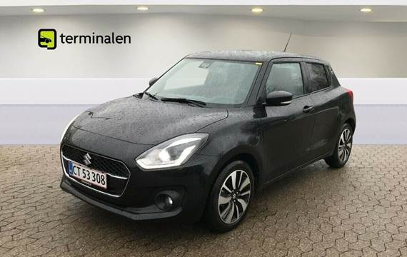 Suzuki Swift 1,0 Boosterjet Exclusive SHVS
