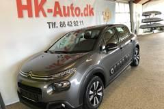 Citroën C3 Blue HDi Skyline 100HK 5d                 A+