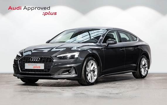 Audi A5 TDi Advanced+ Sportback S-tr.