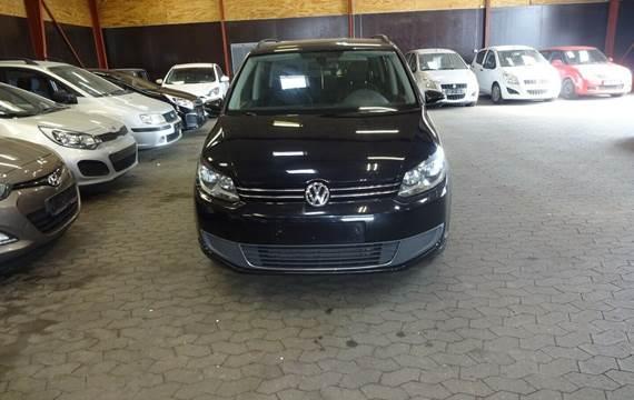 VW Touran 1,6 TDi 105 Trendline BMT 7prs