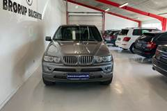 BMW X5 3,0 D Steptr. Van