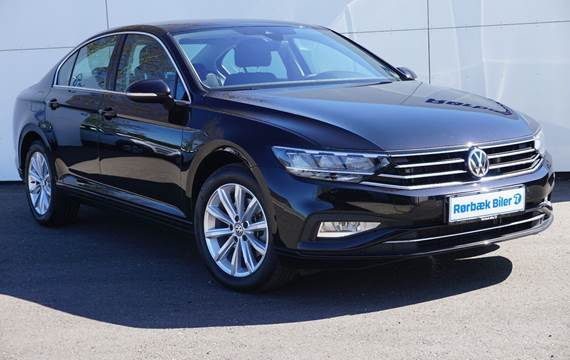 VW Passat 2,0 TSi 190 Business+ DSG