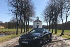 Mercedes E400 3,0 AMG Line Coupé aut. 4Matic