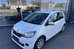 Skoda Citigo 1,0 Ambition Greentec 60HK 3d