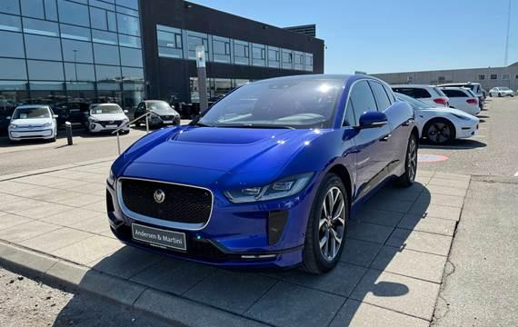 Jaguar I-Pace Jaguar I-PACE 90 kWh EL HSE AWD 400HK 5d 8g Aut.