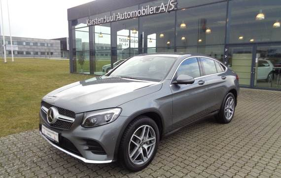 Mercedes GLC350 d 3,0 Coupé aut. 4Matic Van