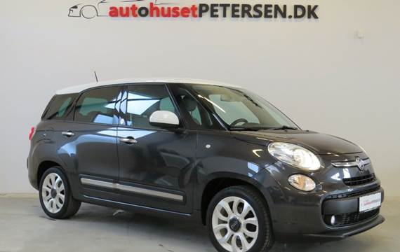Fiat 500L Living 1,3 MJT 85 Lounge