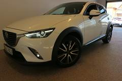 Mazda CX-3 1,5 Sky-D 105 Optimum aut. AWD Van