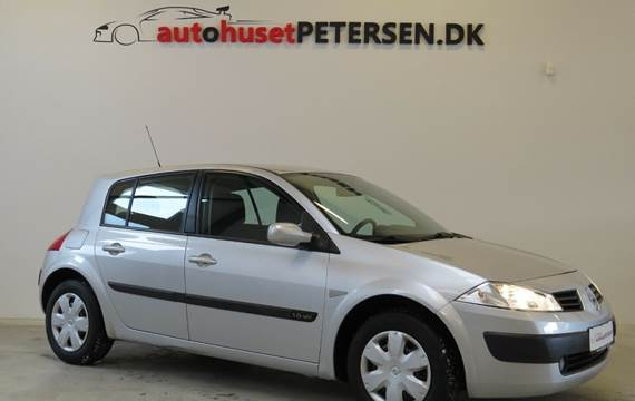 Renault Megane II 1,6 Authentique Pack