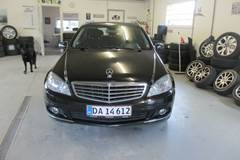 Mercedes C250 2,2 CDi stc. aut. BE