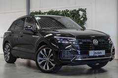 VW Touareg 3,0 TDi 286 R-line aut. 4Motion Van