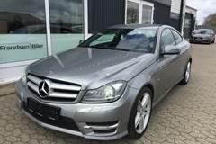 Mercedes C350 3,5 Coupé aut. BE