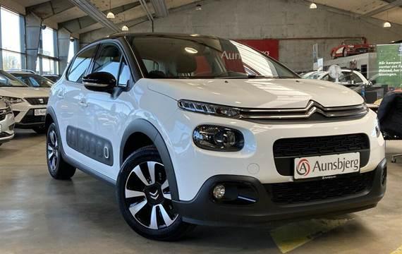 Citroën C3 1,6 BlueHDi 100 SkyLine