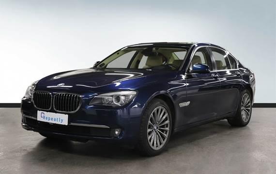 BMW 760i 6,0 Steptr.