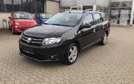 Dacia Logan Tce Lauréate 90HK