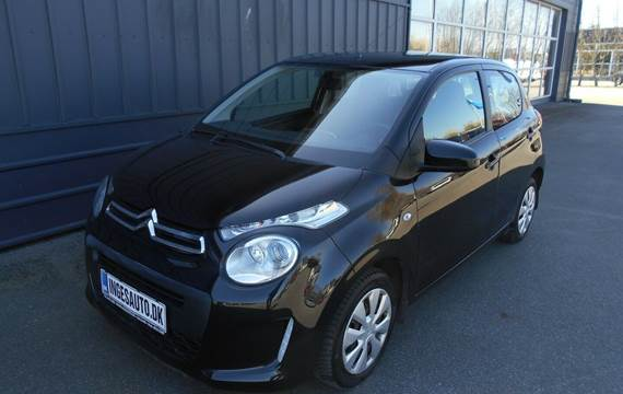 Citroën C1 1,0 e-VTi 68 Feel 5 dørs