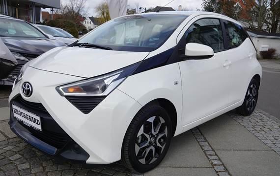 Toyota Aygo VVT-I X-plore DAB+ 72HK 5d