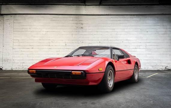 Ferrari 308 3,0 GTS Targa