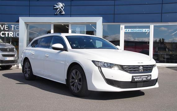 Peugeot 508 1,5 SW  BlueHDi Allure Pack EAT8 start/stop  Stc 8g Aut.