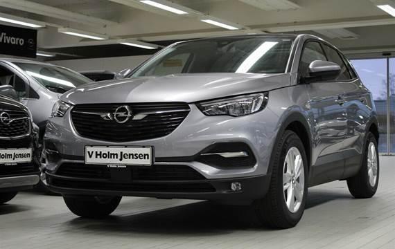 Opel Grandland X 1,5 CDTi 130 Enjoy