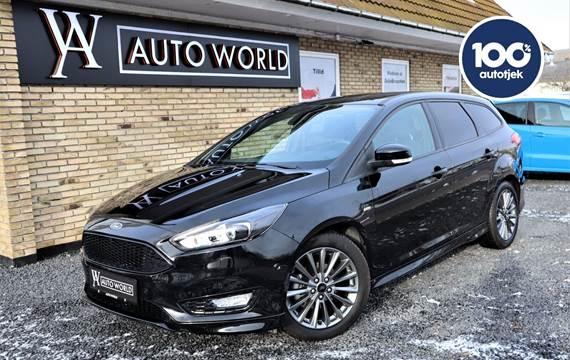 Ford Focus 1,0 SCTi 125 ST-Line stc. aut.