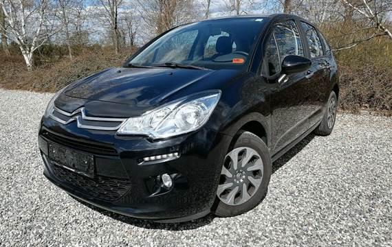 Citroën C3 1,6 BlueHDi 100 Seduction Upgrade