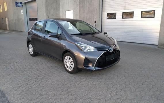 Toyota Yaris 1,5 Hybrid H2 Komfort e-CVT
