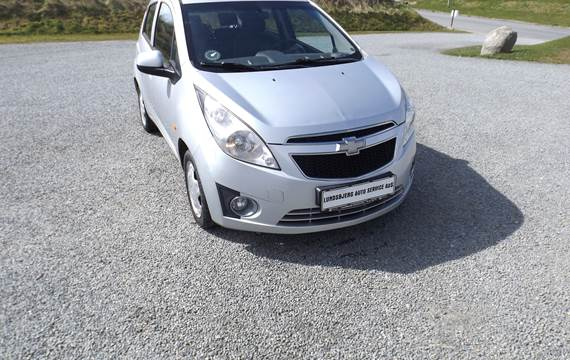 Chevrolet Spark 1,2