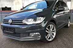 VW Touran 2,0 TDi 190 Highline DSG 7prs 5d