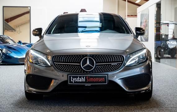 Mercedes C43 3,0 AMG Coupé aut. 4Matic