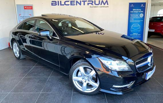 Mercedes CLS350 3,0 CDi aut. 4Matic BE