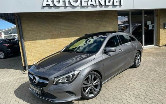 Mercedes CLA220 d 2,2 Shooting Brake aut.