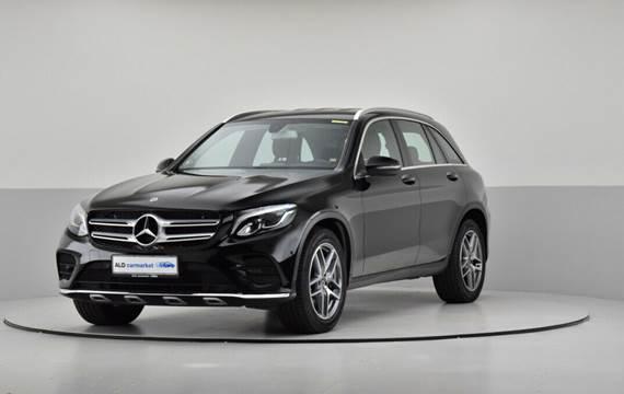 Mercedes GLC300 2,0 aut. 4Matic