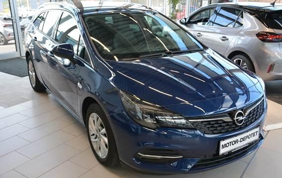 Opel Astra 1,5 D 105 Elegance Sports Tourer