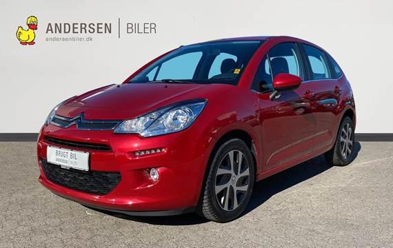 Citroën C3 1,2 PureTech Seduction Complet 82HK 5d