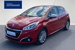 Peugeot 208 1,6 BlueHDi Desire  5d
