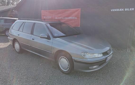 Peugeot 406 2,0 HDi ST stc.