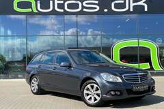 Mercedes C200 2,2 CDi stc. BE