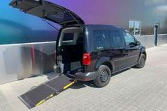 VW Caddy 1,4 TSi 125 Trendline BMT