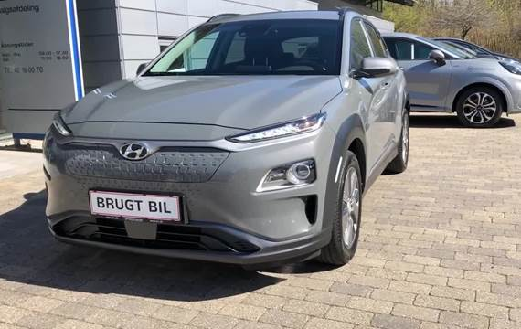 Hyundai Kona EV Advanced Premium