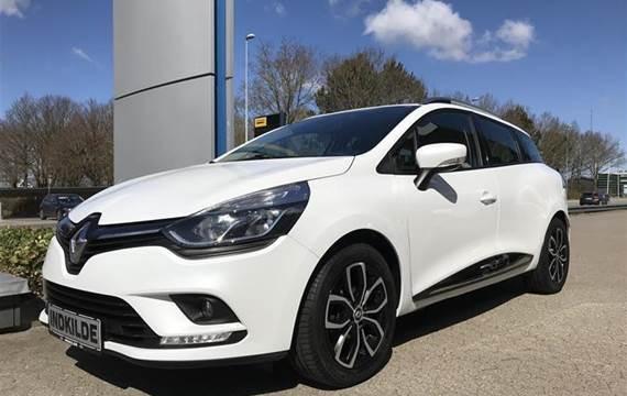Renault Clio 0,9 Sport Tourer 0,9 Energy TCe Zen 90HK Stc