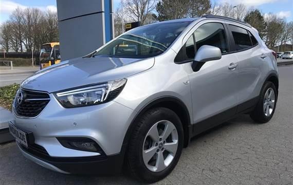 Opel Mokka X 1,6 CDTI Innovation Start/Stop 136HK 5d 6g