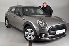 Mini Clubman One 1,5 D 116