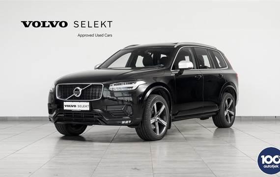 Volvo XC90 2,0 7 Sæder  T6 R-design AWD  5d 8g Aut.