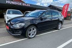 VW Golf VII 1,4 TSi 140 Highline Variant BMT