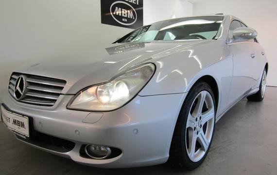 Mercedes CLS350 3,5 aut.
