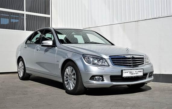 Mercedes C200 1,8 Komp. Elegance aut.