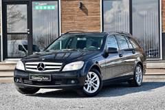 Mercedes C200 2,2 CDi Elegance stc. aut.