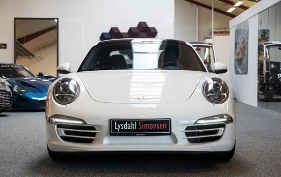 Porsche 911 Carrera 4 3,4 Coupé PDK